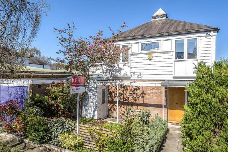 4 Bedrooms Detached House for sale in Walkerscroft Mead, West Dulwich