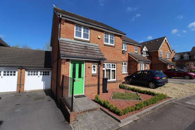 3 Bedrooms Link Detached House for sale in Shaw Gardens, Hengrove, Bristol, BS14 9TP