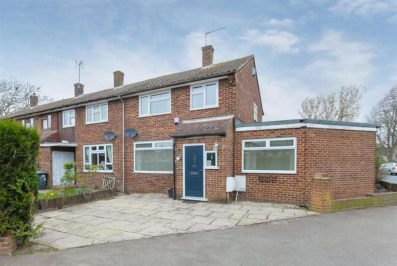 3 Bedrooms End Of Terrace House for sale in Garrard Road, Slough