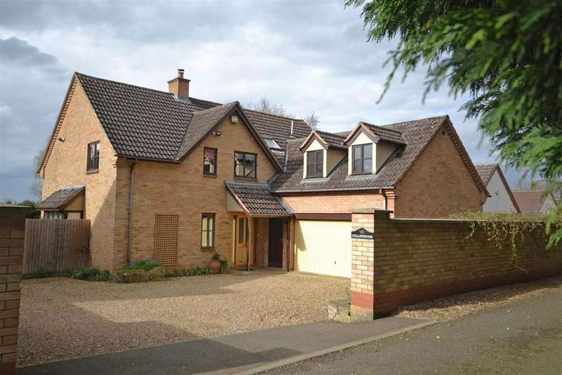 5 Bedrooms Detached House for sale in First Drift, Wothorpe, Stamford