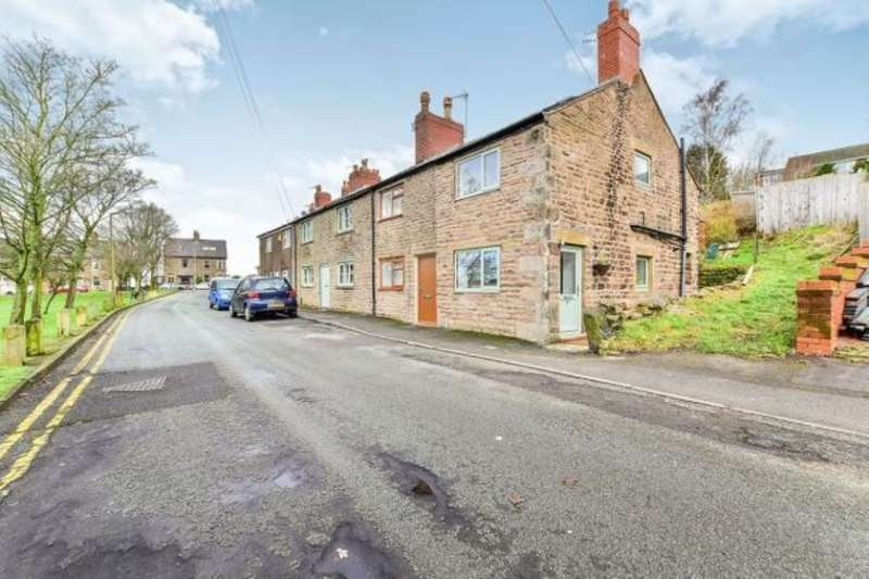 2 Bedrooms Terraced House for sale in The Green, Marple, Stockport, SK6