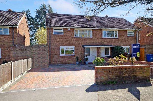 4 Bedrooms Semi Detached House for sale in Wessex Way, Maidenhead, Berkshire