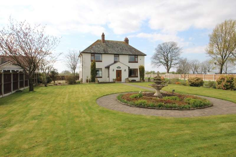 4 Bedrooms Detached House for sale in Blackford, Carlisle, CA6