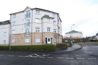 2 Bedrooms Flat for sale in Weavers Wynd, Irvine, North Ayrshire