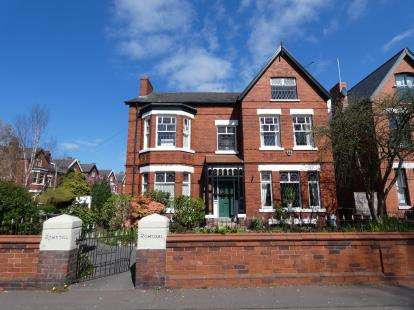 6 Bedrooms Detached House for sale in Wilbraham Road, Chorlton, Manchester, Greater Manchester