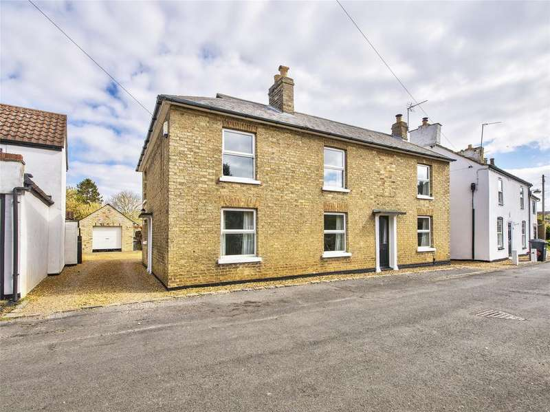 4 Bedrooms Detached House for sale in Silver Lane, Needingworth, St. Ives, Cambridgeshire