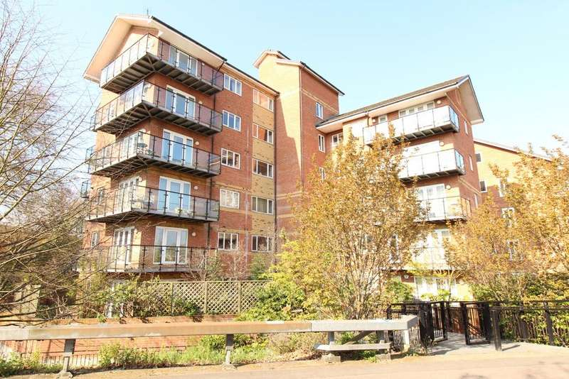 2 Bedrooms Flat for sale in Capital Point, Temple Place, Reading