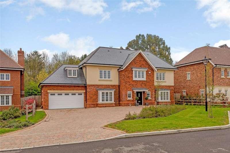5 Bedrooms Detached House for sale in Montague Park, Winkfield, Windsor, Berkshire, SL4