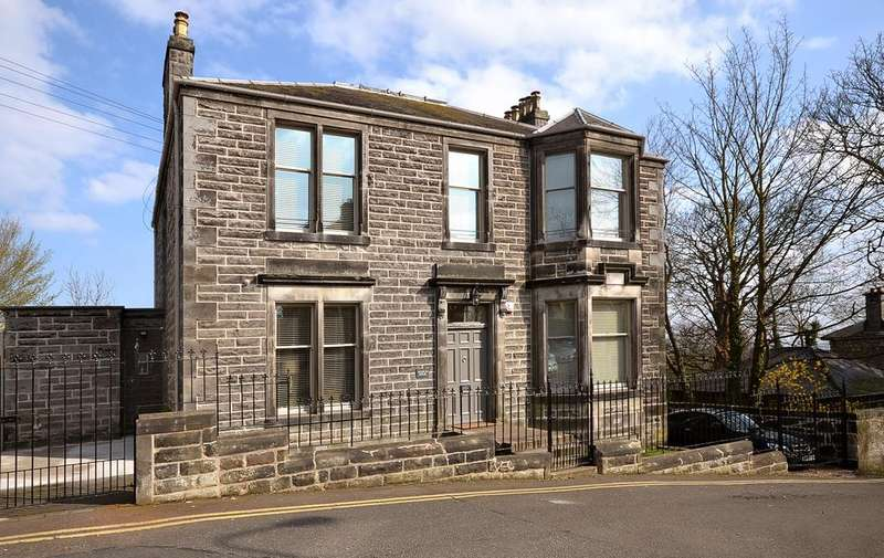 4 Bedrooms Detached House for sale in Museum House, Viewfield Terrace, Dunfermline KY12 7HY
