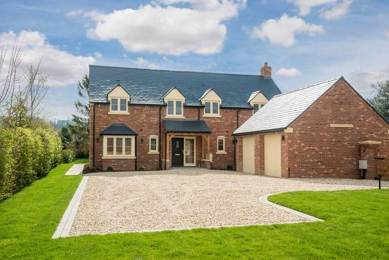 4 Bedrooms Detached House for sale in Regent House, Vine Court, High Street, Mickleton, Chipping Campden