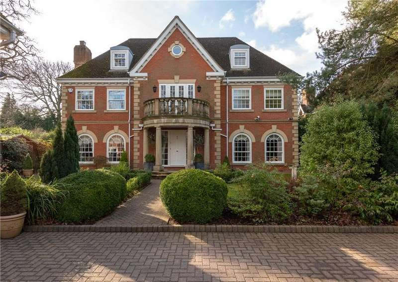 7 Bedrooms Detached House for sale in Park Drive, Little Aston, Sutton Coldfield, Staffordshire, B74