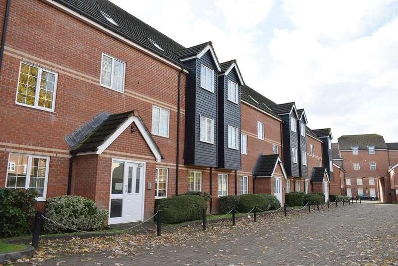 2 Bedrooms Apartment Flat for sale in Bartholomew Street, Newbury
