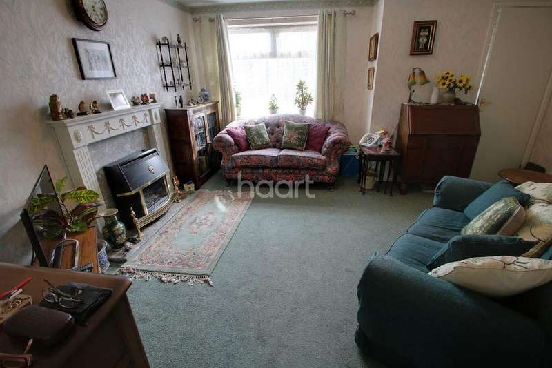 3 Bedrooms Semi Detached House for sale in Grebe Way, Whetstone, Leicester