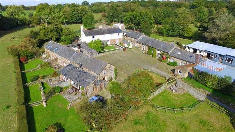 4 Bedrooms Detached House for sale in Kings Nympton, Umberleigh, Devon, EX37