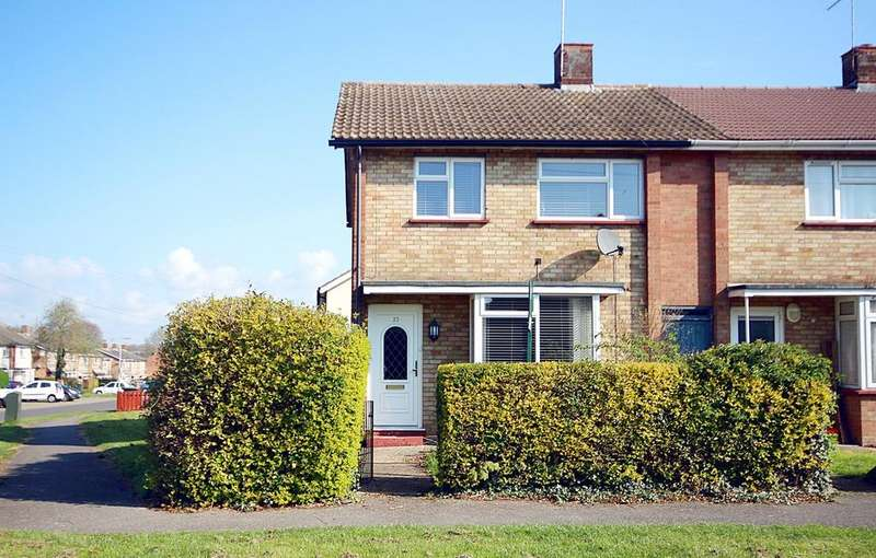 3 Bedrooms End Of Terrace House for sale in Bury Mead, Arlesey, SG15