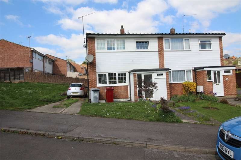 3 Bedrooms Semi Detached House for sale in Chichester Road, Tilehurst, READING, Berkshire