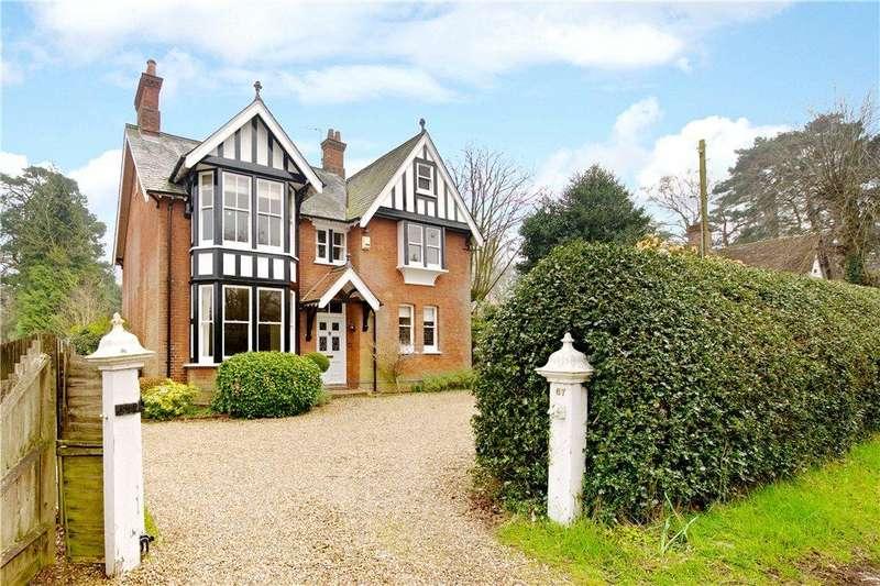 5 Bedrooms Unique Property for sale in Church Road, Aspley Heath, Bedfordshire