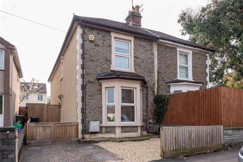 3 Bedrooms Semi Detached House for sale in Shrubbery Road, Downend, Bristol, BS16 5TA