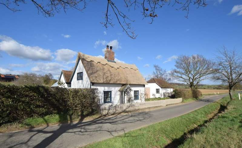 3 Bedrooms Cottage House for sale in Bures