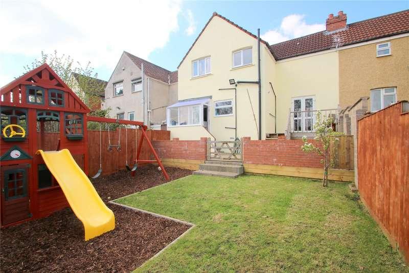 3 Bedrooms Property for sale in Bishopsworth Road Bishopsworth BRISTOL BS13