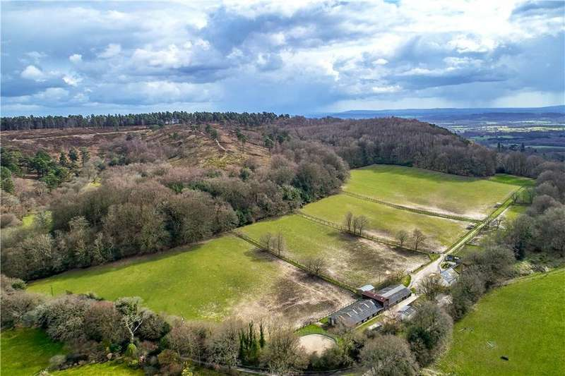 2 Bedrooms Farm House Character Property for sale in Castle Copse, Blackdown, Haslemere, Surrey, GU27