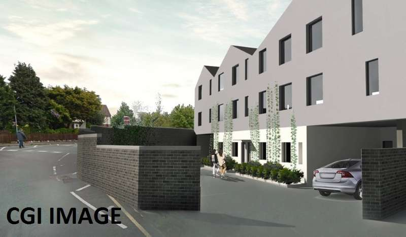 Block Of Apartments Flat for sale in Bridge House, Station Road, Lichfield, Staffordshire, WS13 6HX