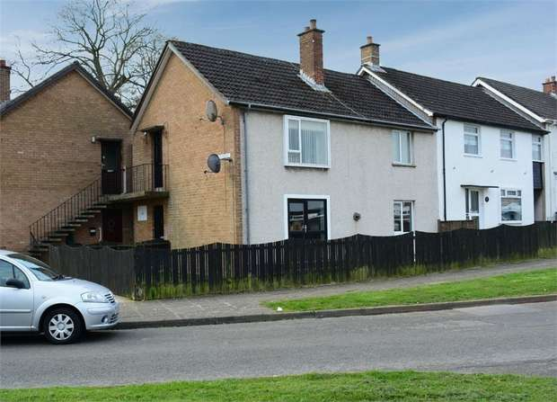 2 Bedrooms Flat for sale in South Crescent, Belfast, County Down