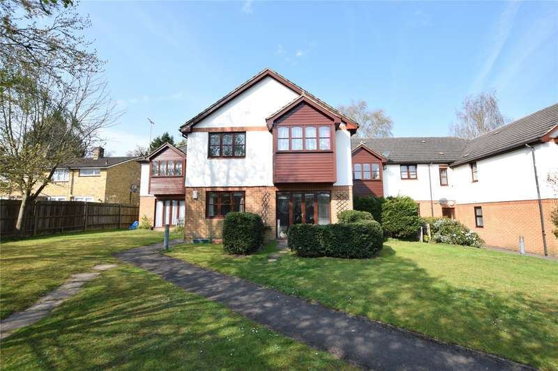 1 Bedroom Apartment Flat for sale in Hawkridge Court, Cherbury Close, Bracknell, Berkshire, RG12