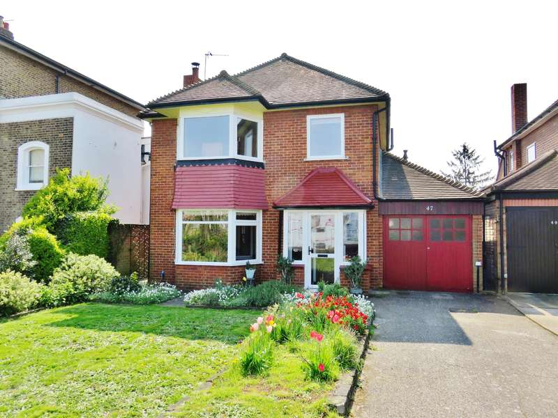 3 Bedrooms Detached House for sale in Woolwich Road, Upper Belvedere, Kent, DA17 5EE