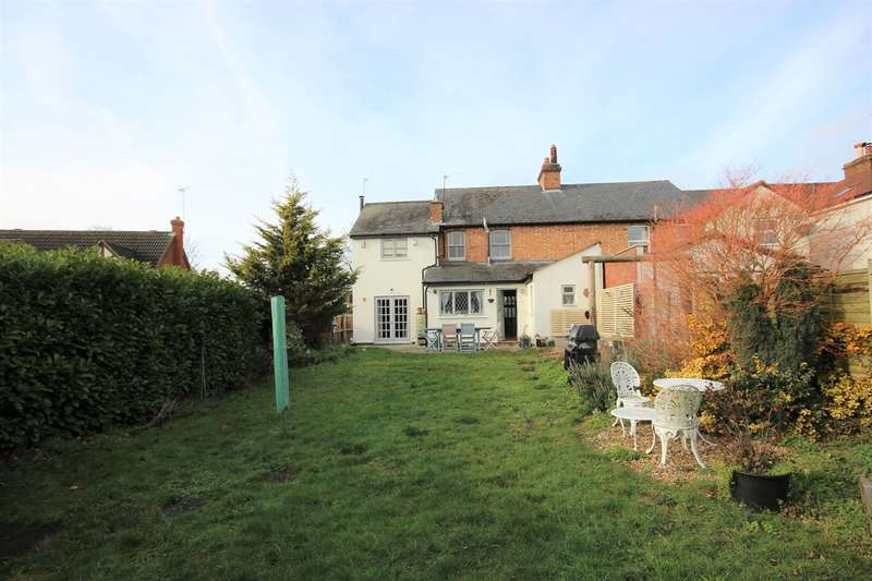 3 Bedrooms Semi Detached House for sale in The Brache, Maulden, Bedfordshire, MK45