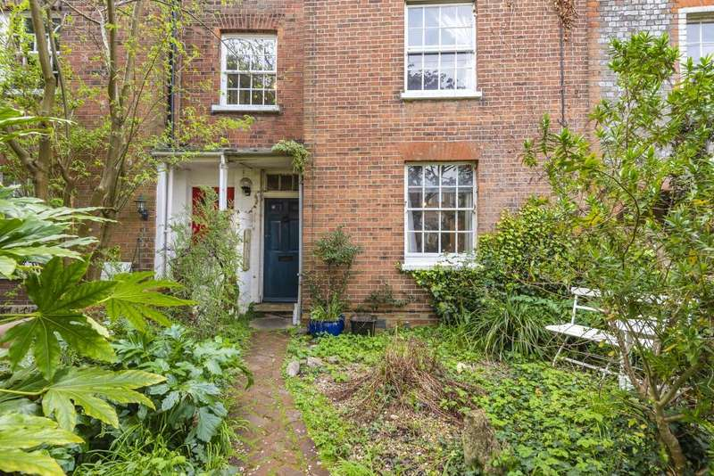 1 Bedroom Flat for sale in Southampton Street, Reading, RG1
