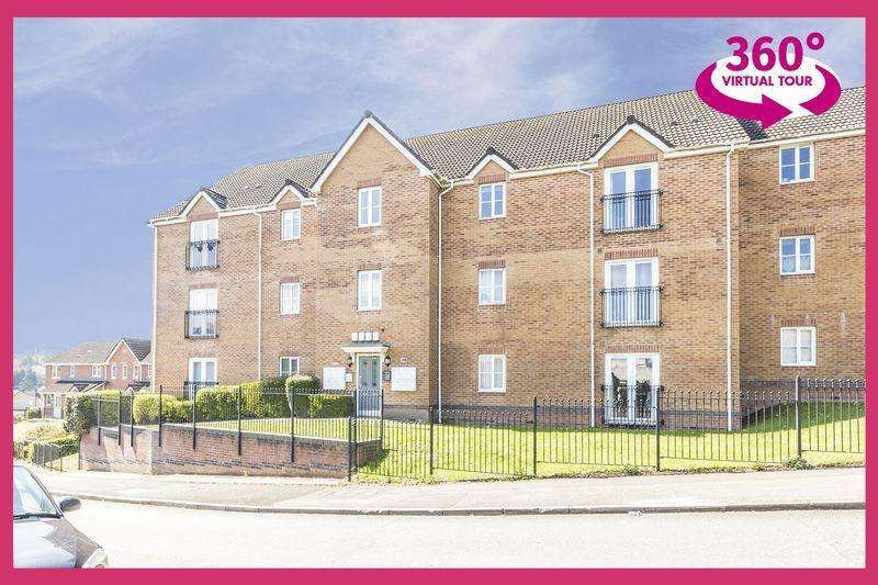 1 Bedroom Apartment Flat for sale in Bishpool View, Newport - REF# 00006673 - View 360 Tour at