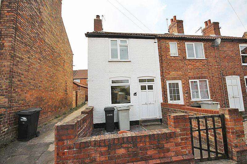 2 Bedrooms End Of Terrace House for sale in LITTLE LANE, LOUTH