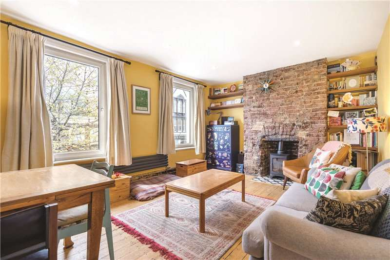 2 Bedrooms Flat for sale in Camberwell New Road, Camberwell, London, SE5
