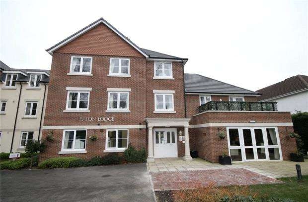 1 Bedroom Retirement Property for sale in Eaton Lodge, Hoole Road, Chester