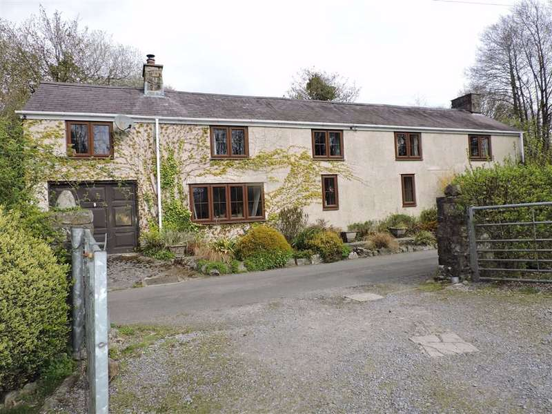3 Bedrooms Cottage House for sale in Heol Ddu, Ammanford