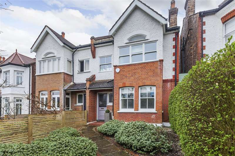 4 Bedrooms Semi Detached House for sale in Overhill Road, London, SE22
