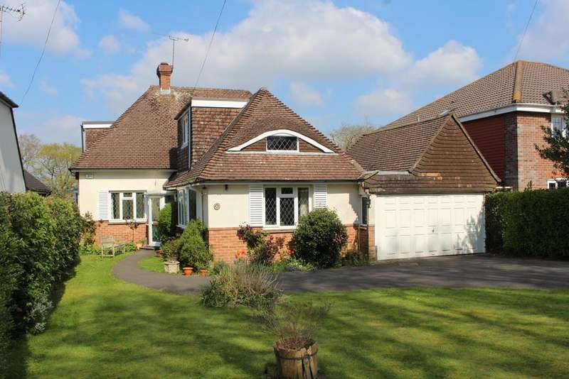 4 Bedrooms Detached House for sale in UPLANDS ROAD, DENMEAD