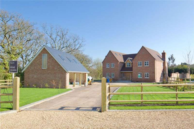 5 Bedrooms Detached House for sale in Broadmead, Sway, Lymington, SO41