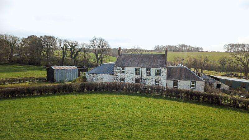 4 Bedrooms Farm Commercial for sale in Auchenskeith Farm, Dalry KA24 4EU