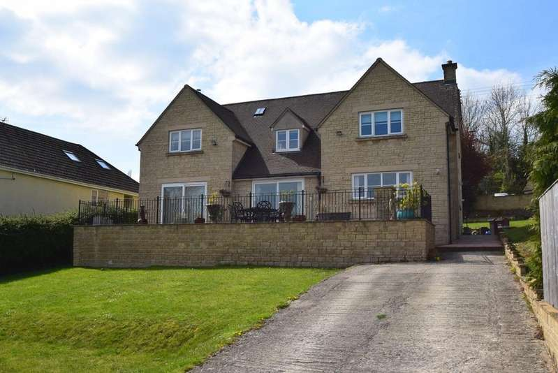 5 Bedrooms Detached House for sale in Bell Lane, Selsley, Stroud, GL5