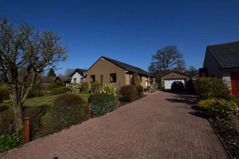 3 Bedrooms Detached Bungalow for sale in Fonab Crescent, Pitlochry