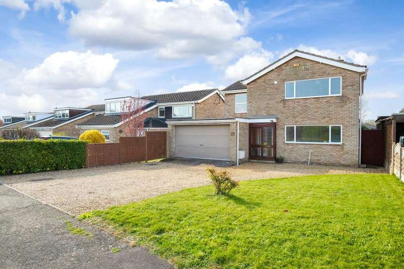 4 Bedrooms Detached House for sale in Needingworth, St. Ives
