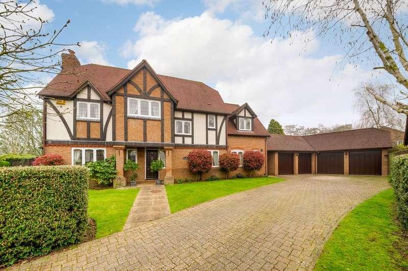 4 Bedrooms Detached House for sale in Scotts Farm Close, Maids Moreton