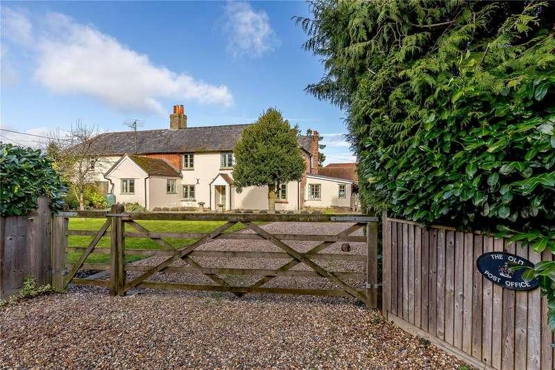 4 Bedrooms Semi Detached House for sale in Shop Lane, Leckhampstead, Newbury, Berkshire, RG20