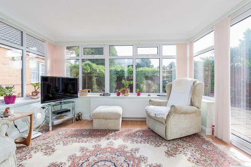 3 Bedrooms Detached Bungalow for sale in Cleymond Chase, Kirton, Boston, PE20