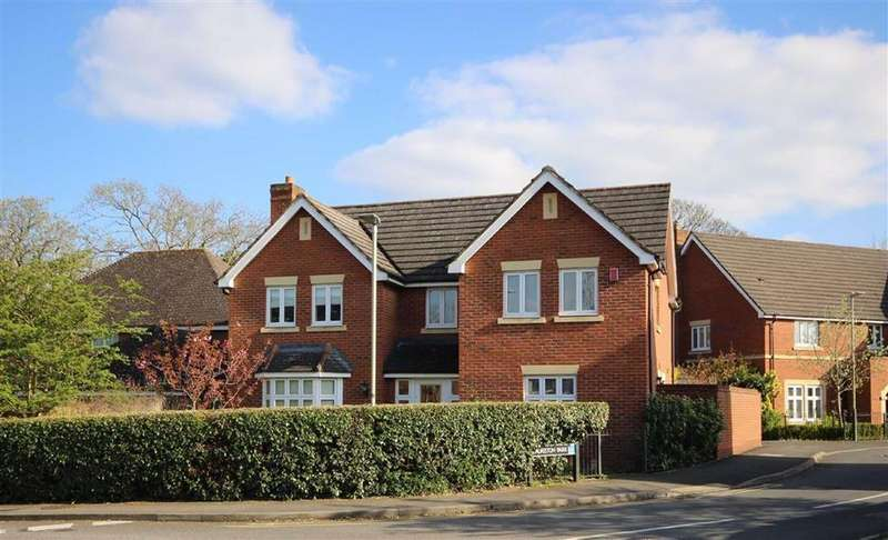 4 Bedrooms Detached House for sale in Lauriston Park, The Park, Cheltenham, GL50