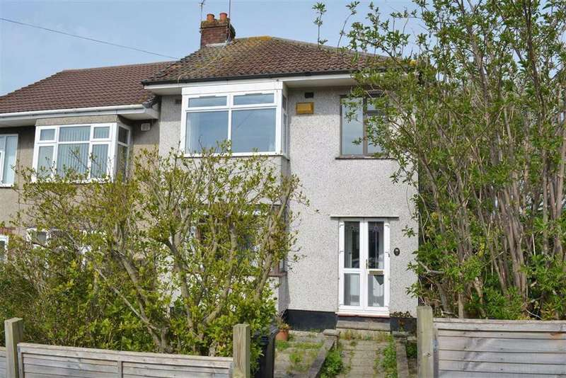 3 Bedrooms End Of Terrace House for sale in Lindsay Road, Horfield