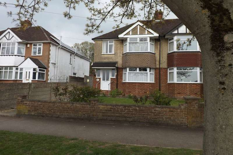 3 Bedrooms Semi Detached House for sale in Jeans Way, Dunstable, LU5