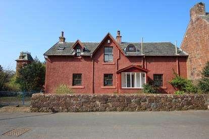 3 Bedrooms Semi Detached House for sale in The Lane, Skelmorlie